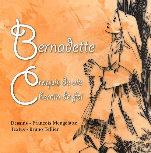Bernadette Croquis de Vie