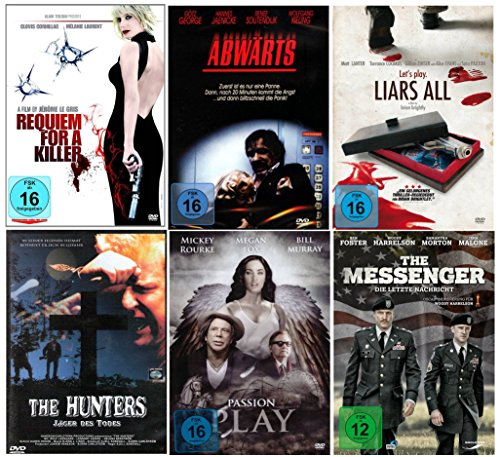 Best of Thriller Box Collection ( 6 DVDs )