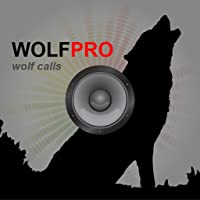REAL Wolf Calls App & Wolf Sounds For Predator Hunting & Predator Calls (ad free) - BLUETOOTH COMPATIBLE