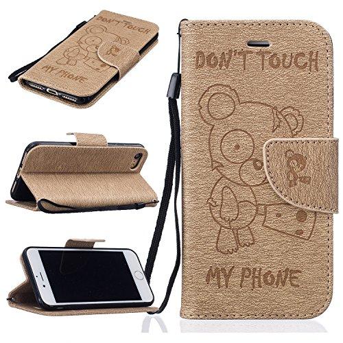 bonroy-iphone-7-47-zoll-hlle-lustige-nette-teddybr-folio-schutzhlle-tasche-pu-leder-mit-wallet-karte