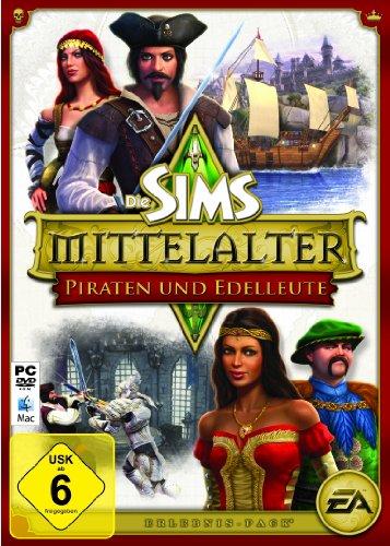 Die Sims: Mittelalter - Piraten und Edelleute (Erlebnis-Pack)