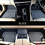#4: Autofurnish 7D Luxury Custom Fitted Car Mats For Volkswagen Polo - Black