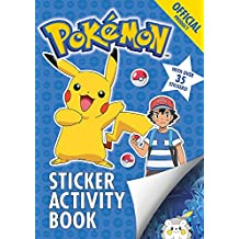 The Official Pokémon Sticker Activity Book