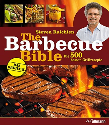 The Barbecue Bible (genial Grillen) thumbnail