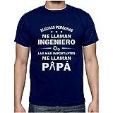 Camiseta para Hombre - Regalos para Ingenieros, Regalos para Hombre, Regalos para Padres. Camisetas Hombre Originales Diverti