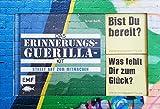 Das Erinnerungsguerilla-Kit: Street Art zum Mitmachen