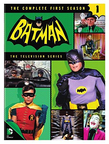 Batman: The Complete First Season [USA] [DVD]