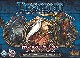 Fantasy Flight Games FFGD1327 Descent 2. Ed. -Prophezeiung eines neuen Anfangs