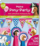 Aktivbuch - Meine Pony-Party: Dein ultimatives Mottoparty-Set