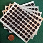 60 Self Adhesive Small Magnetic Dots...