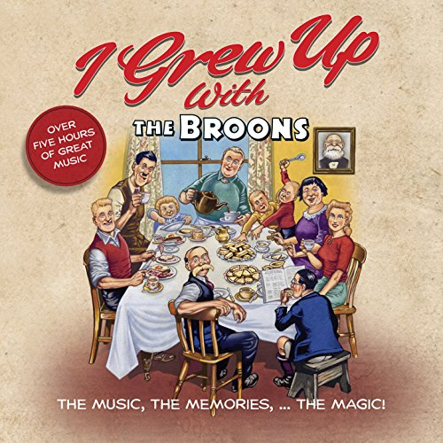 I Grew up with 'The Broons'