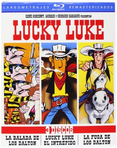 Pack Lucky Luke. Las Películas [Blu-ray]