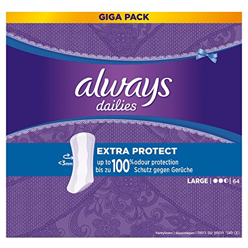 always-large-lot-de-4-x-64-serviettes-hygieniques