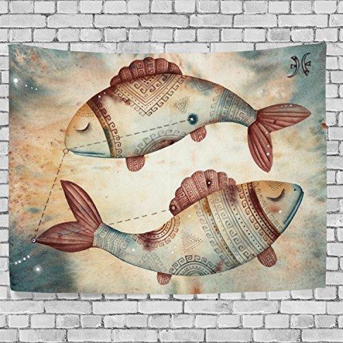 jstel-arazzo-da-parete-vintage-art-12-costellazione-oroscopo-pesci-da-parete-copriletto-dorm-decor-t