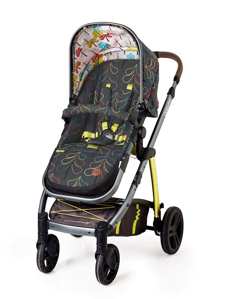 Cosatto Wow Pram and Pushchair, from Birth Carrycot and Pushchair Suitable upto 25 kg, Nordik  Cosatto