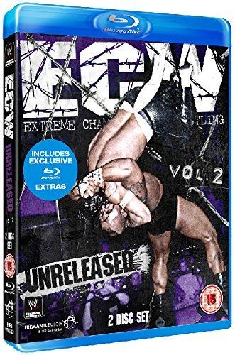 wwe-ecw-unreleased-vol2-blu-ray-import-anglais