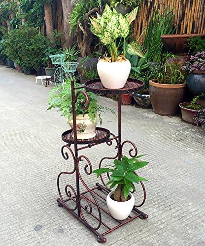 Style jardin Bronze