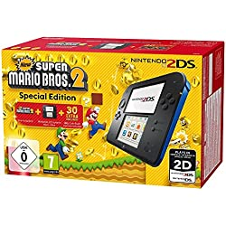 Nintendo 2DS, Videoconsola, negro