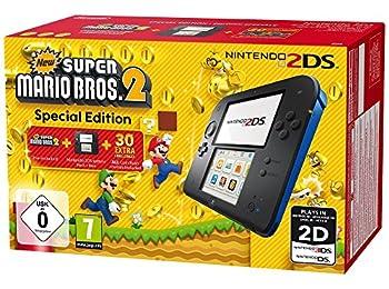 Nintendo 2DS Siyah El Oyun Konsolu - New Super Mario Bros. 2