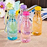 RIANZ All New Unbreakable/Leak-Proof Portable BPA Free Water Bottle For Fridge/Outdoor Sports/Travel / Running/Cycling / Camping, 550ml, Color May Vary 1 Pc