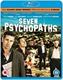 Seven Psychopaths [Blu-ray] [UK Import]