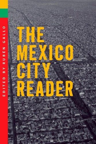 The Mexico City Reader  (The Americas Series) (English Edition)