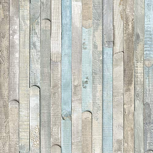 Möbelfolie d-c-fix Dekor Rio ocean 45cm Breite Laufmeterware selbstklebende Klebefolie Folie Holz Dekor Stein