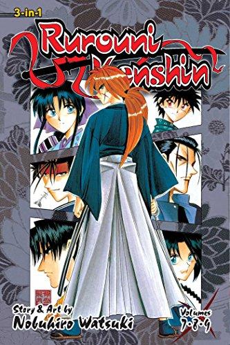 Preisvergleich Produktbild Rurouni Kenshin (3-in-1 Edition),  Vol. 3