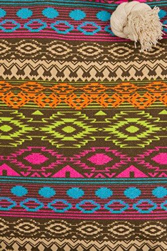 ThaiUK - Sacchetto donna Bali Browns
