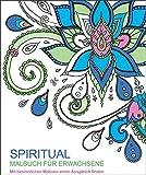Malen und entspannen: Spiritual