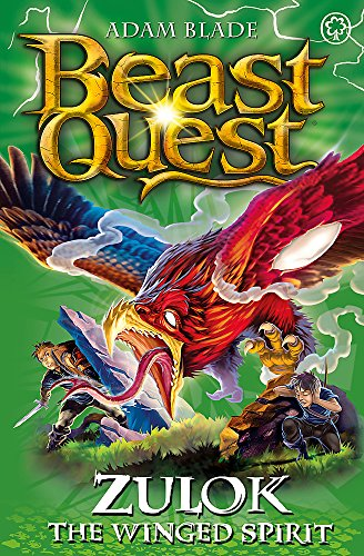 Zulok the Winged Spirit: Series 20 Book 1 (Beast Quest, Band 103)