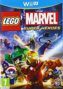 Lego marvel super heroes nintendo wii u jeux - Jeux de lego marvel gratuit ...