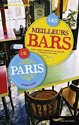 Les meilleurs bars de Paris 2014
