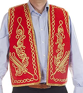 The Turkish Emporium Türkische Weste Osmanischen Stil ...
