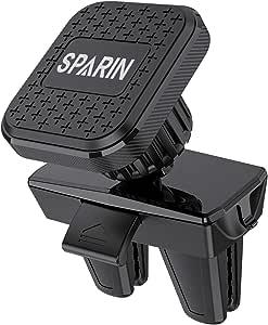 Sparin Handy Halterung Für Auto Mit Lüftung Kfz Magnet Universal Für 3 5 7 5 Zoll