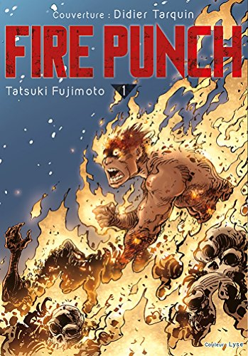Fire Punch Edition limitée Tome 1