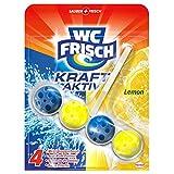 WC Frisch Kraft-Aktiv Duftspüler Lemon