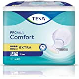 Tena Comfort Extra Absorbency Incontinence Pads - 40-Piece