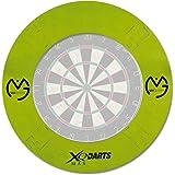 TW24 Surround Ring für Dartboards mit Farbauswahl - Dartscheiben Umrandung - Dart Auffangring