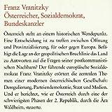 Franz Vranitzky im Gespr?ch mit Armin Thurnher