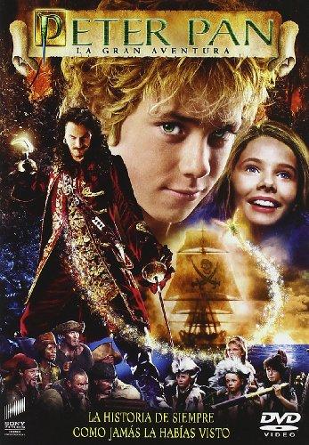 Peter Pan La Gran Aventura (Import Dvd) (2004) Ludivine Sagnier; Lynn Redgrave