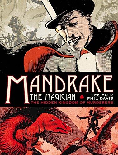 MANDRAKE THE MAGICIAN HC 01