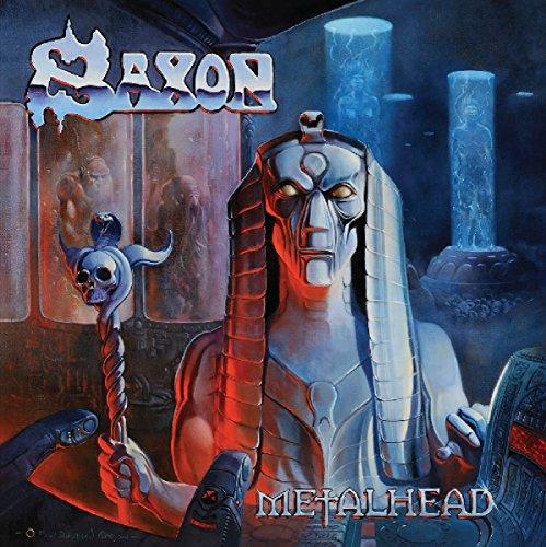 Saxon: Metalhead [Vinyl LP] (Vinyl)