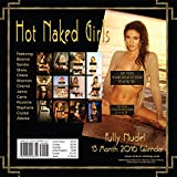 Image de Hot Girls Naked & Topless 2016 Adult Wall Calendar