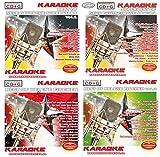 Karaoke CD+G Party Set 9 - Neue Deutsche Superstars - Neue Deutsche Welle - Helene Fischer