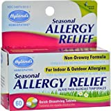 Hylands - sollievo allergia stagionale - 60 compresse