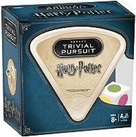 Hasbro - Juego Trivial Pursuit Harry Potter, Multicolor
