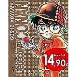 Pack Detective Conan - Números 1 Y 2, Nueva Edición (DETECTIVE CONAN NUEVA EDICION)