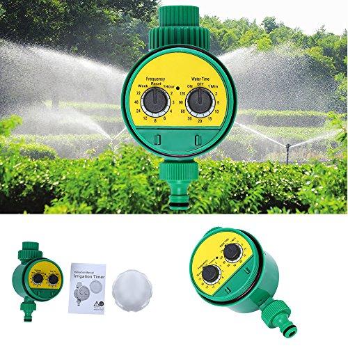 Automatische Garten Wasser Timer Electronic Bewässerung Sprinkler Controller Schlauch Timer Garten Torrontes Digital Magnetventil Intelligente Digital Wasser Programme System