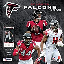 Atlanta Falcons 2018 12x12 Team Wall Calendar